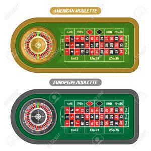 Roulette européenne et roulette américaine:quelles différences?